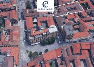 Corte al Castello nel centro storico